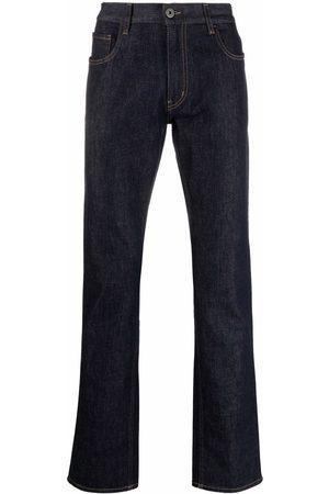 Prada Homem Retos - Regular-fit straight-leg jeans