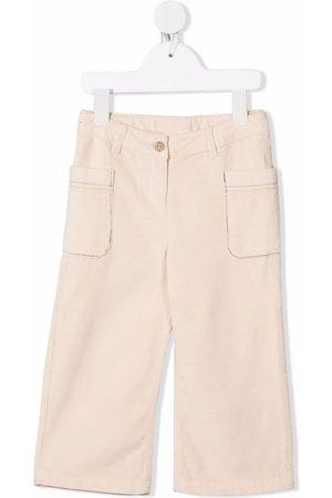 KNOT Mana straight-leg trousers