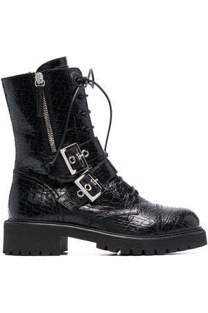 Giuseppe Zanotti Urban Biker boots