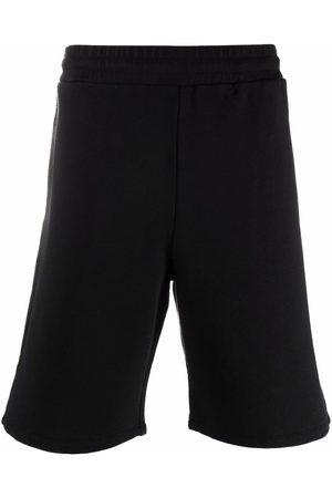 Golden Goose Diego star-detail shorts