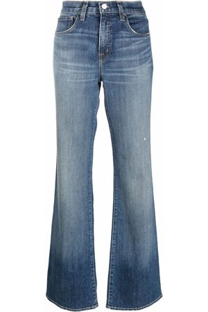 Nili Lotan Senhora Bootcut & Boca-de-sino - Flared denim jeans