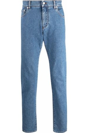 Dolce & Gabbana Tapered mid-rise jeans