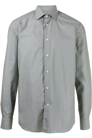corneliani Buttoned-up cotton shirt