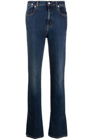 Alexander McQueen Senhora Bootcut & Boca-de-sino - Flared-leg jeans