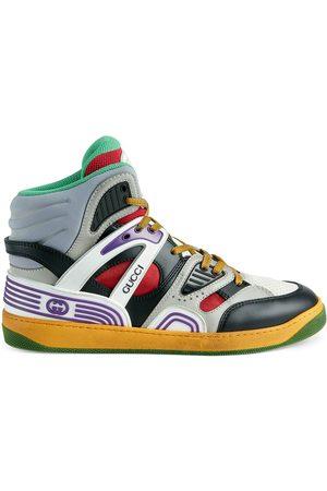 Gucci Homem Tops & T-shirts - Basket high-top sneakers