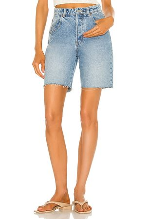 Rollas Classic Cutoff in - Blue. Size 23 (also in 26, 24, 25, 27, 28, 29, 30, 31).