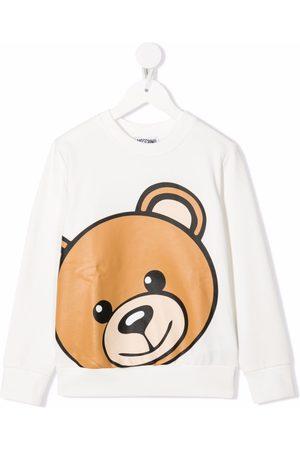 Moschino Toy Bear print sweatshirt