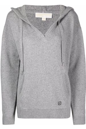 Michael Kors Knitted pullover hoodie