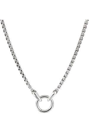 David Yurman Homem Colares - Circle charm necklace