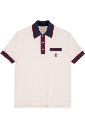 Gucci Homem Formal - Interlocking G polo shirt