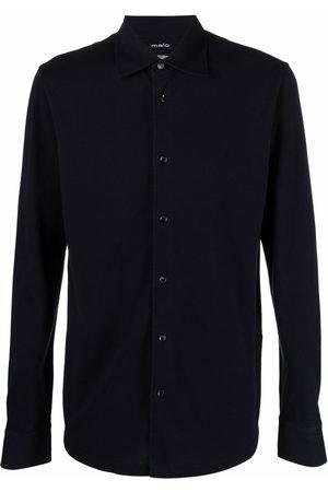 Malo Homem Manga comprida - Long-sleeved cotton shirt
