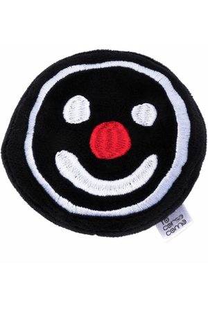 10 CORSO COMO Senhora Phones - Logo-embroidered hand warmer