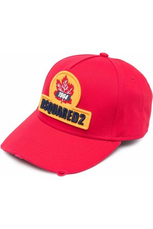 Dsquared2 Homem Chapéus - Embroidered twill cap