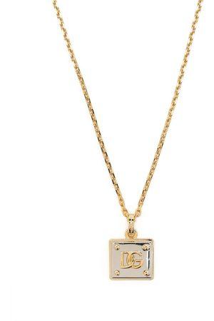 Dolce & Gabbana DG logo necklace