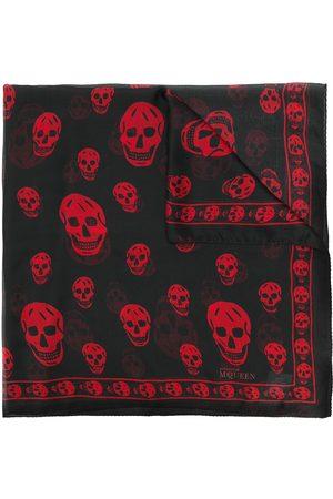 Alexander McQueen Homem Cachecóis & Echarpes - Skull scarf