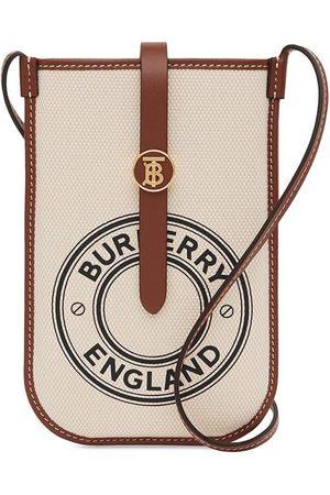 Burberry Senhora Phones - Anne logo graphic print phone case