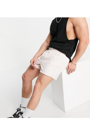 Fila Small logo shorts in pastel pink exclusive to ASOS