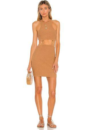Lovers + Friends Senhora Vestidos - Francesca Dress in - . Size L (also in XXS, XS, S, M, XL).