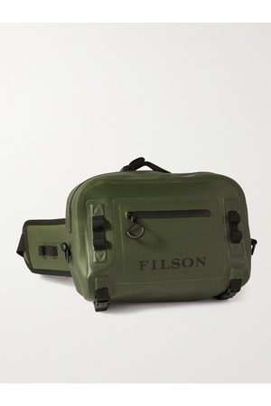 FILSON Homem Cintos - Logo-Print TPU-Coated 840D Nylon Belt Bag