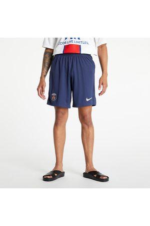 Nike Jordan Paris Saint-Germain Men's Soccer Shorts Midnight Navy/ White