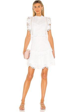 Saylor Sigrid Mini Dress in - . Size L (also in S, XS, M).