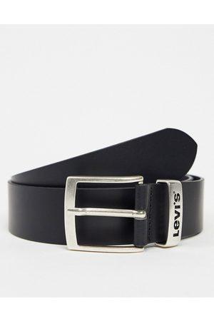 Levis Levi's new ashland leather belt in black