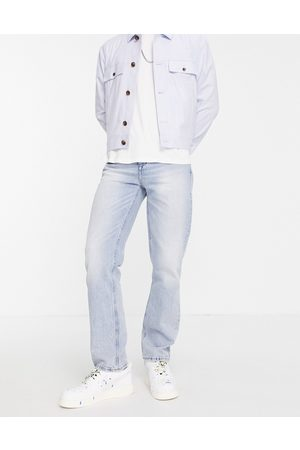 River Island Straight jeans in blue