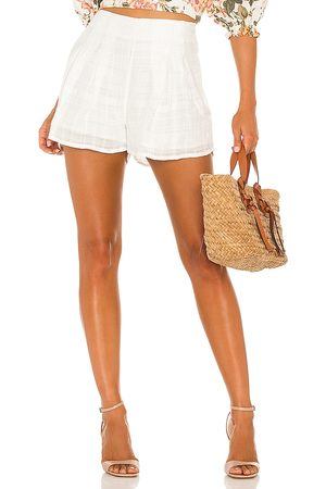 L*SPACE Ioana Short in - Ivory. Size L (also in S, M).