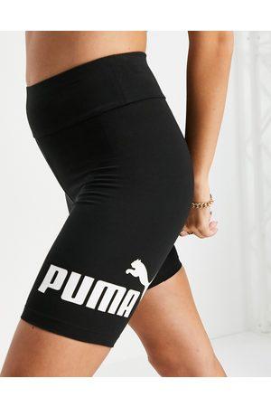 PUMA Senhora Calções desportivos - Essentials legging shorts in black