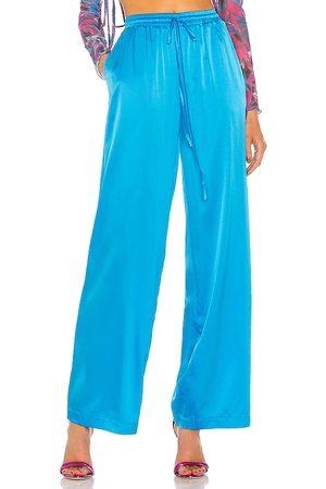 KIM SHUI Senhora Calças - Silk Pants in - . Size L (also in XS, S, M).