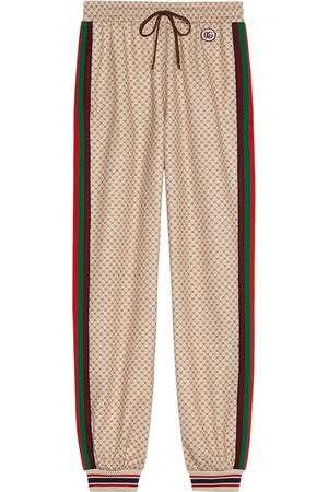 Gucci Interlocking G-print sweatpants