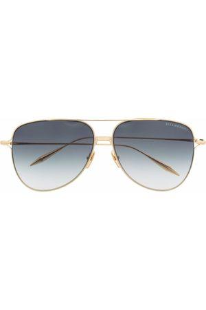 Dita Eyewear Gradient-lense aviator sunglasses