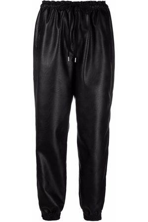 Stella McCartney Kira faux leather trousers
