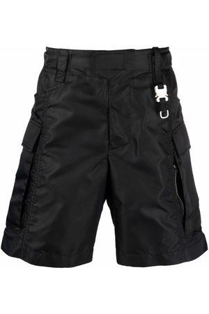 1017 ALYX 9SM Homem Bermudas - Clip-logo cargo shorts