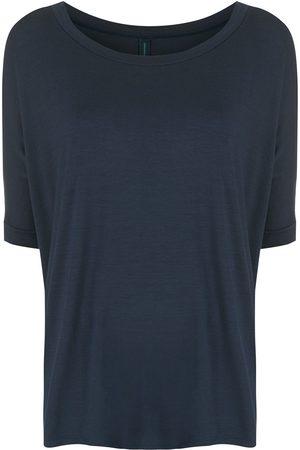 Lygia & Nanny Senhora T-shirts & Manga Curta - Cropped-sleeve T-shirt