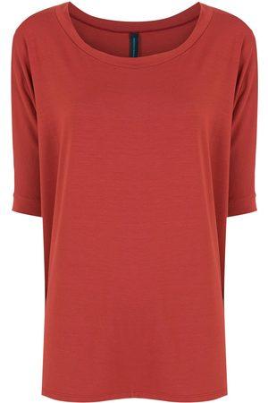 Lygia & Nanny Cropped-sleeve T-shirt