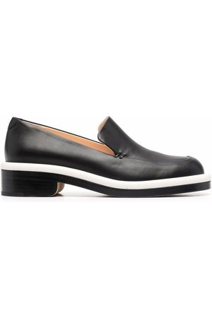 Nicholas Kirkwood Senhora Oxford & Moccassins - JJ two-tone loafers