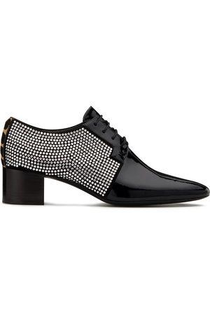 Giuseppe Zanotti Thaila Sparkle lace-up shoes