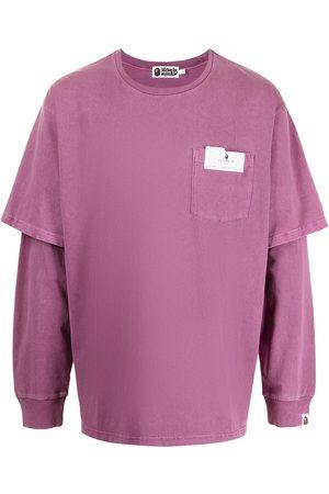 A Bathing Ape Patch pocket T-shirt