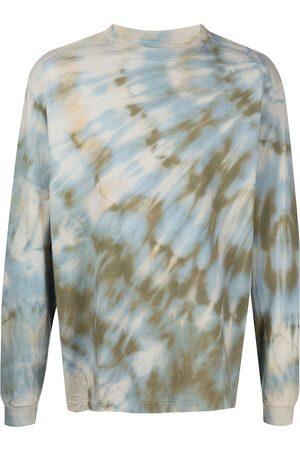 JOHN ELLIOTT University tie-dye print T-Shirt