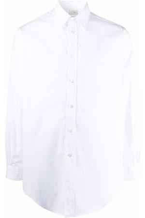 Maison Margiela Chest patch pocket shirt