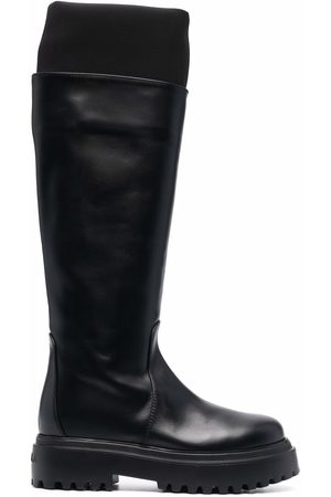 LE SILLA Senhora Botas de Cano Alto - Knee-high leather boots