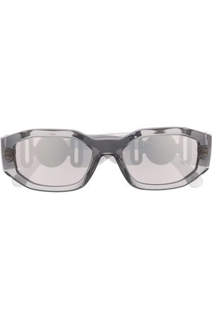 Versace Eyewear Logo plaque sunglasses