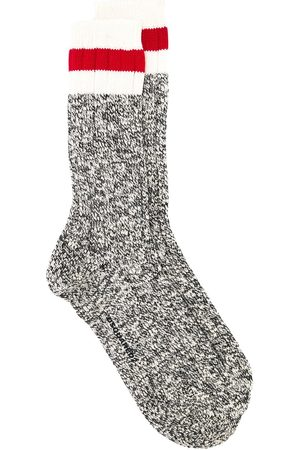 Dsquared2 Striped detail socks