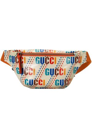 Gucci Star print belt bag