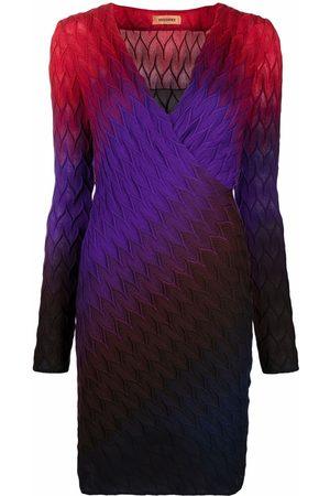 Missoni Gradient signature-knit dress
