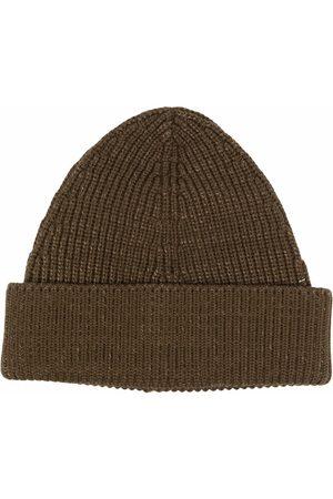 Maison Margiela Homem Chapéus - Ribbed-knit beanie