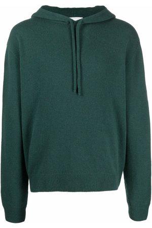 SOCIÉTÉ ANONYME Drawstring hooded jumper