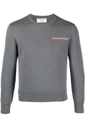 Thom Browne Striped merino wool jumper
