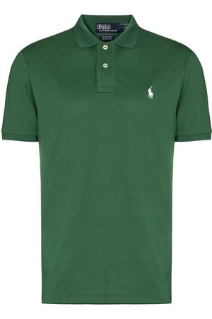 Polo Ralph Lauren PRL RCYCLD MSH EARTH SS POLO GRN